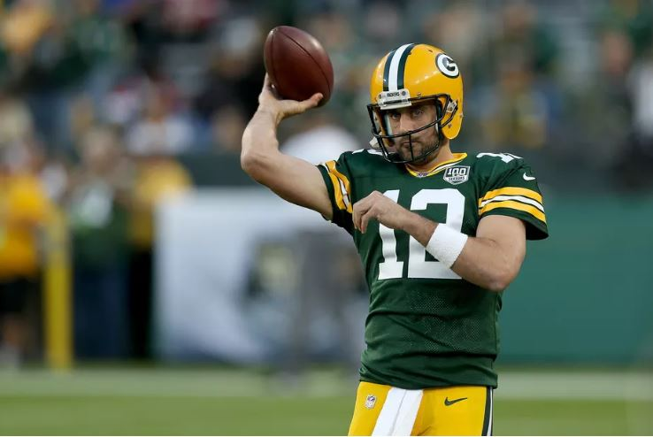 Aaron-Rodgers-Career