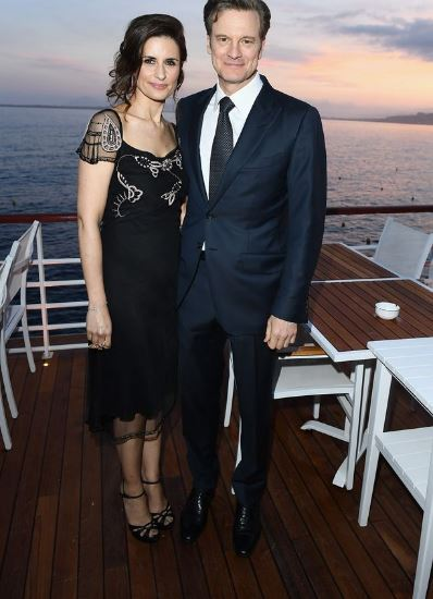 Colin-Firth-Wife