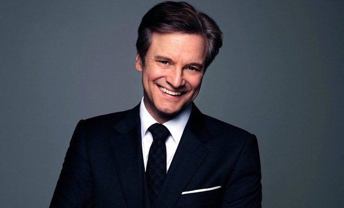 Know About Colin Firth...