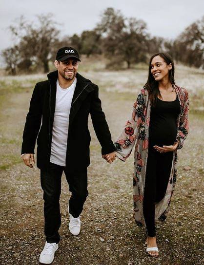 Urijah-Faber-Girlfriend-Pregnant