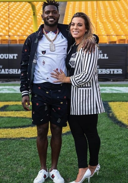 Know About Antonio Brown Stats Wife Age Contract Net Worth
