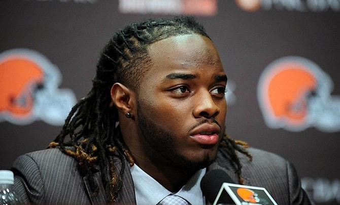 buy online d19ea 8918b Know About Mark Barron; Contract, Wife, Injury, Stats, NFL, Rams