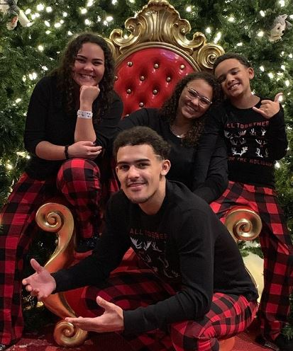 Trae-Young-Siblings
