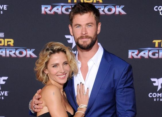 Chris-Hemsworth-Wife