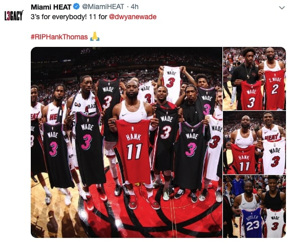 Miami Heat Player, Dwayne Wade Retires At Age 37