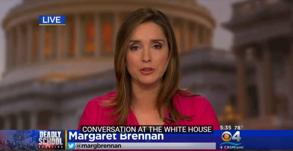 Margaret-Brennan-Career