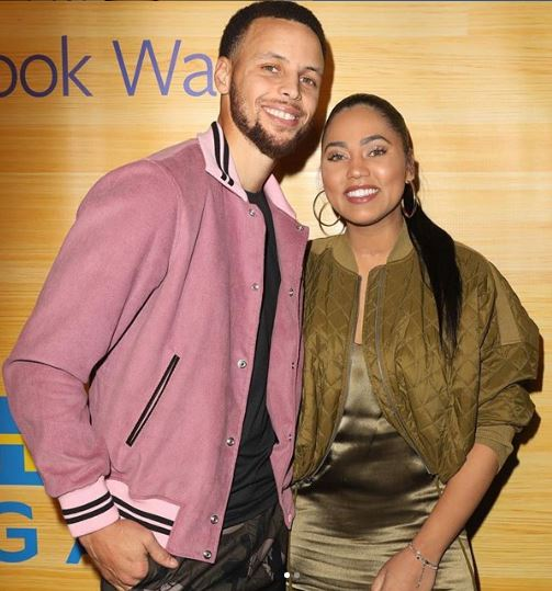 Stephen-Curry-Wife