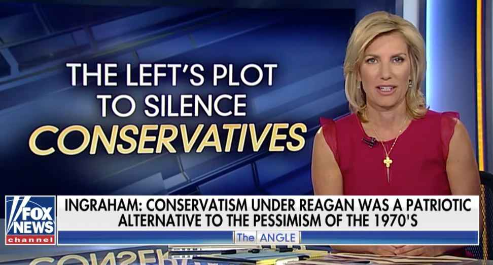 Laura-Ingraham-Career