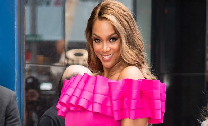 Know About Tyra Banks Age Height Husband Son Net Worth