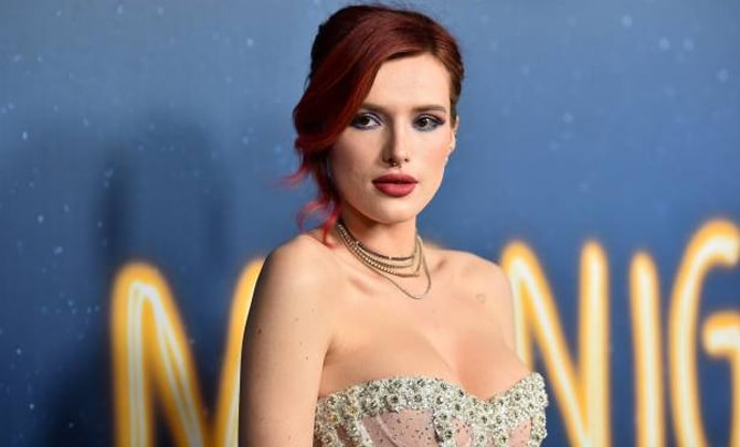 Bella Thorne dating status