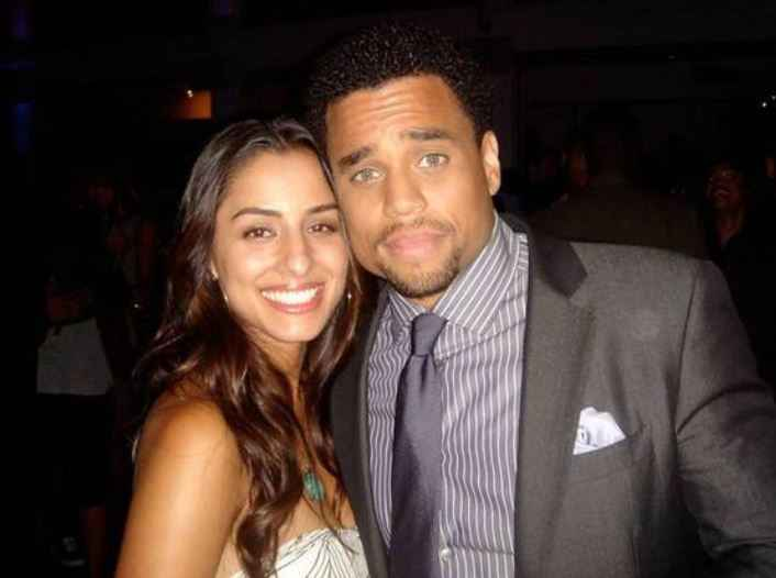 Michael-Ealy-Wife