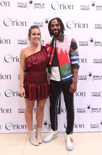 Mike-Conley-Wife