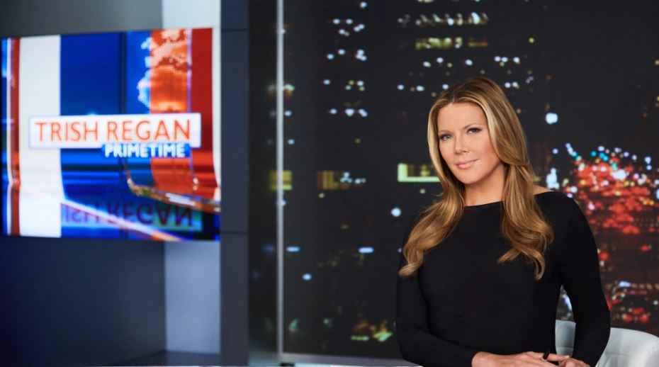 Trish-Regan-Career