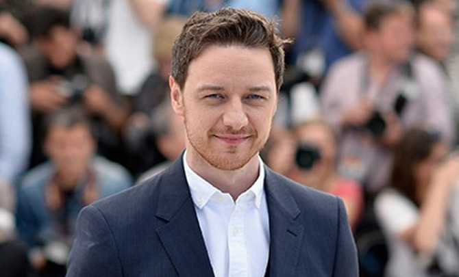 Know About James McAvoy; Wife, Family, Movies, Net Worth ...