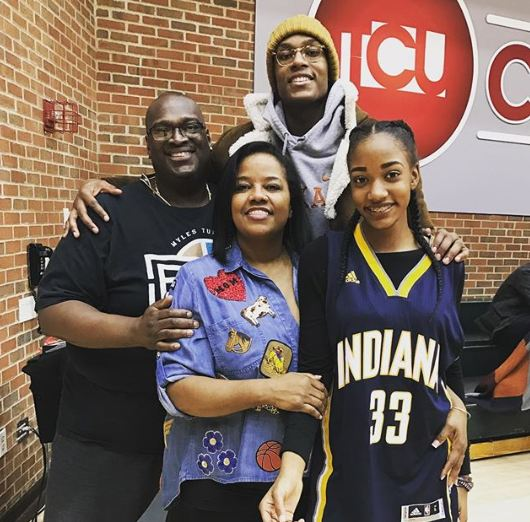 Myles-Turner-Family