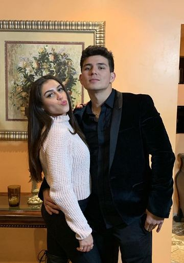 Luis-Urias-Girlfriend