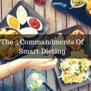 Commandments-of-smart-dieting