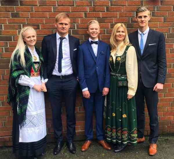 Erling Haaland On Father S Footsteps His Personal Life Facts
