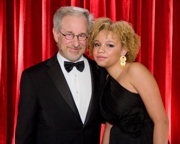 Mikaela-Spielberg-Steven-Spielberg