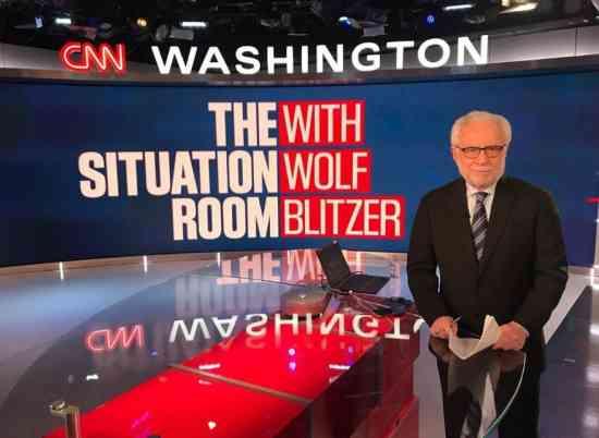Wolf-Blitzer-Career