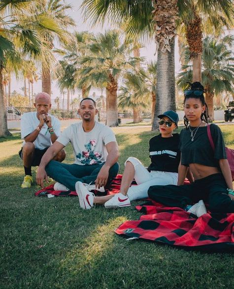 Willow-Smith-Family
